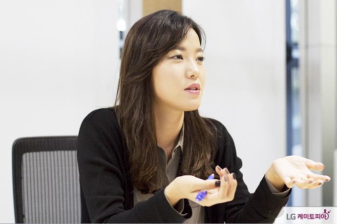 ESS 아시안마케팅팀 박소영 대리