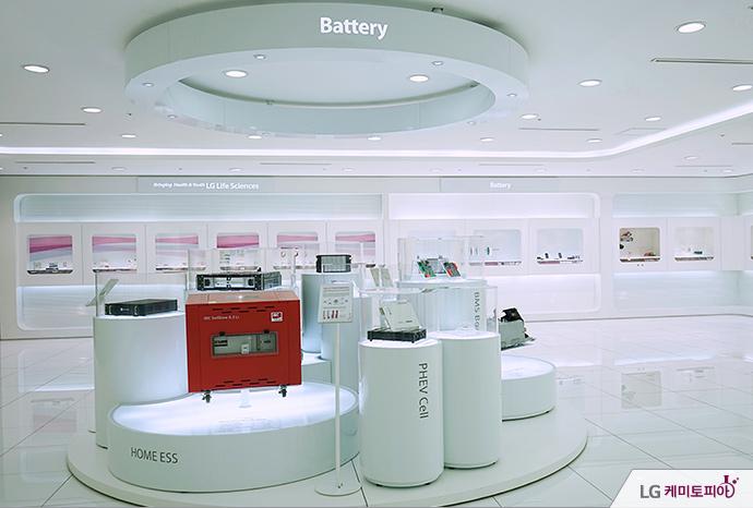 대전 기술연구원 - 차세대 배터리 개발은 순항 중: 기술연구원 전시관