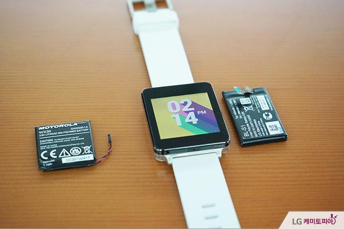 대전 기술연구원 - 차세대 배터리 개발은 순항 중: 웨어러블 디바이스 배터리