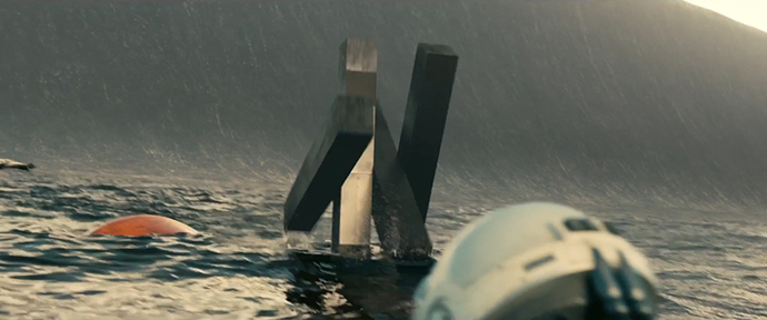 크리스토퍼 놀란의 인터스텔라 영화 속 로봇