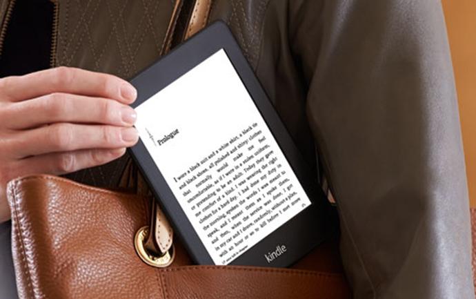 이대웅 과장이 선택한 최신 기기1. Kindle paper white