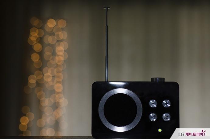 빈티지 라디오