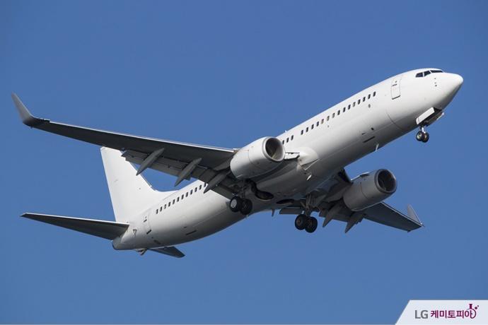 보잉사의 737-800 기종