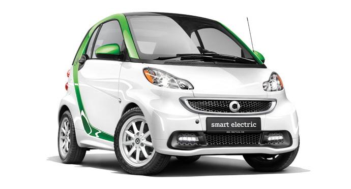 스마트 EV, (c)Smart(www.smartusa.com)