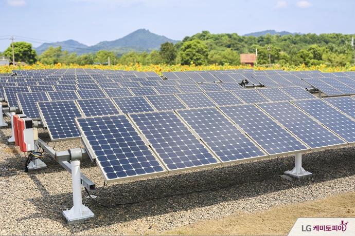 태양광 발전 패널