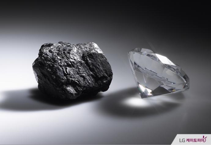 흑연과 다이아몬드