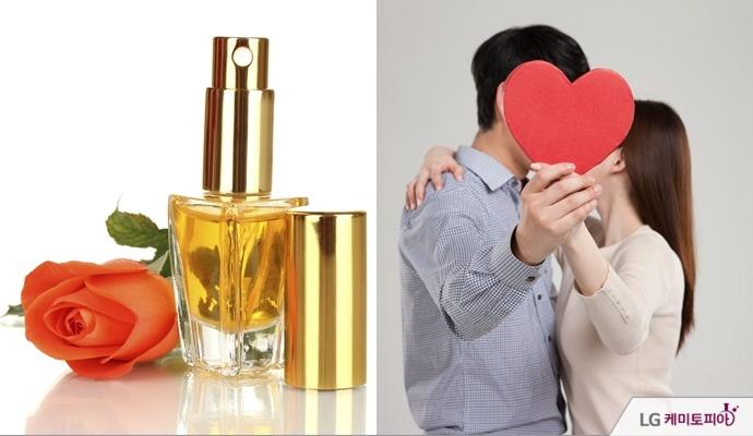 성년의 날 선물, 향수와 장미와 키스