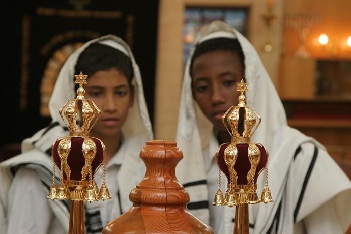 이스라엘 유대인들의 성년식 풍경ⓒThe Jewish Agency for Israe, flickr.com