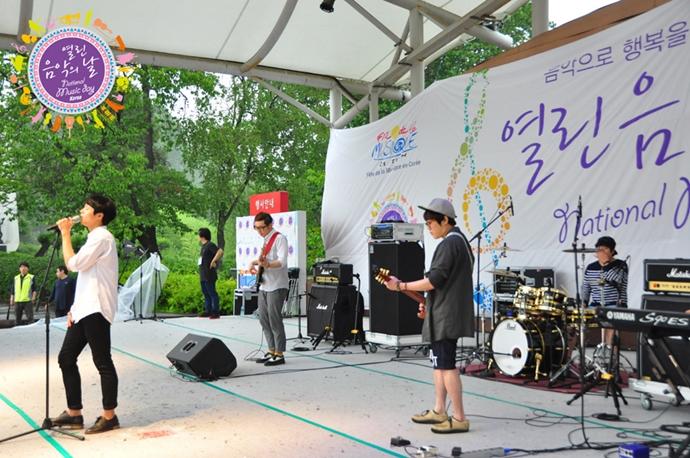 2014년 열린 음악의 날 모습ⓒ열린음악의 날 조직위