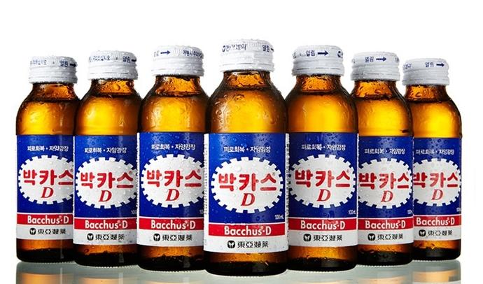박카스D 제품 사진