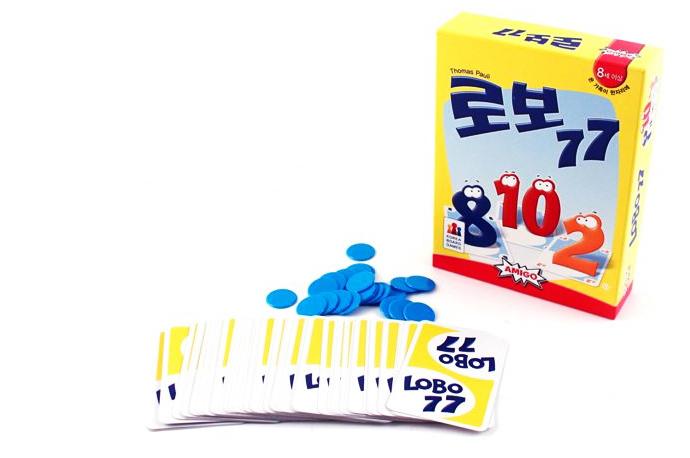 보드게임 '로보77'