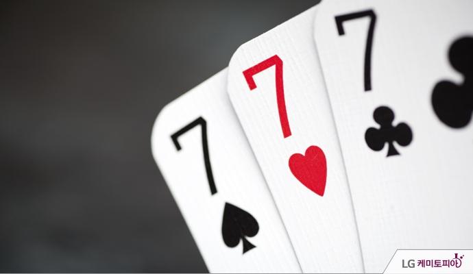 트리플 7 카드