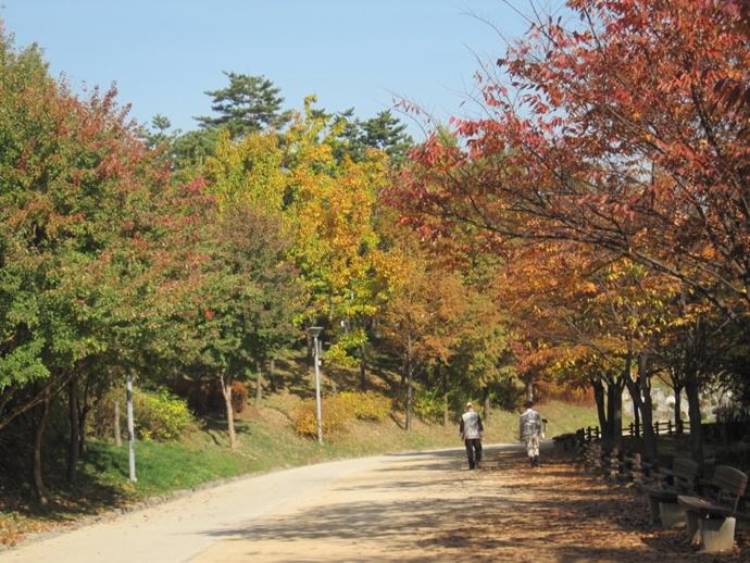 서울숲 전경
