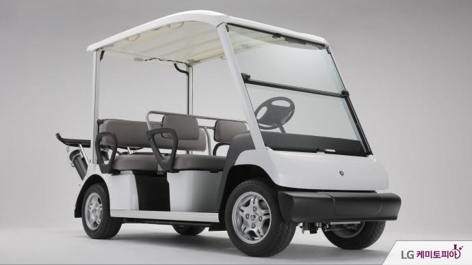 골프 전동차