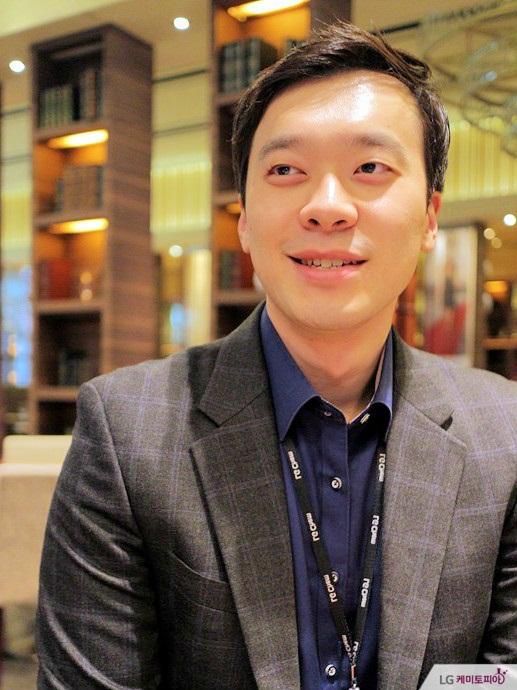 박명우 사원(이하 명) 기초소재사업부 EP.제품개발팀 (입사 1년차)