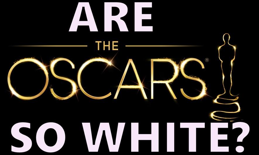 Are Oscars so white? 라고 쓰여진 검은 화면, ⓒ유튜브 동영상 캡쳐, i.ytimg.com