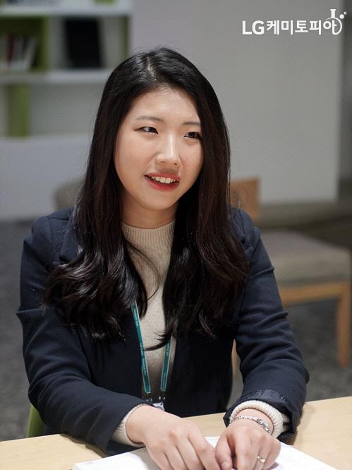 기반기술.유기분석PJT 김은희 사원