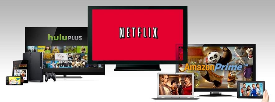 미국은 물론 전 세계 VOD 시장을 장악하고 있는 넷플릭스 ⓒmethodshop.com/ flickr.com