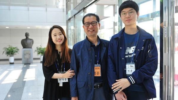 오창공장 권다솜 사원 가족