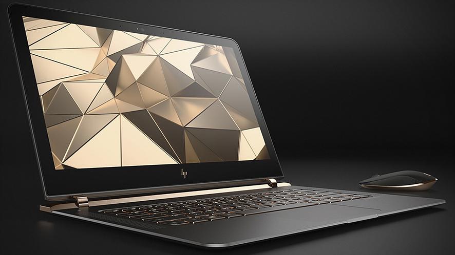 미려한 디자인이 돋보이는 HP 스펙터 모습