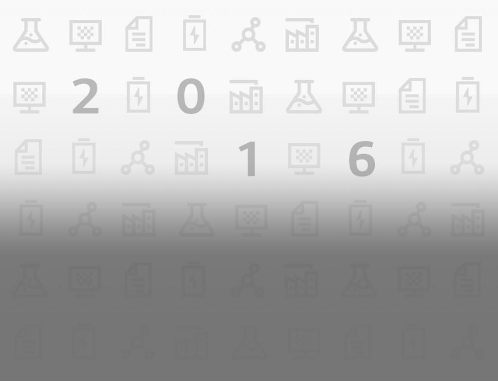 2016 LG화학 하반기 채용을 의미하는 픽토그램