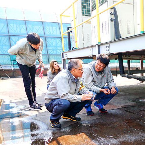 #익산공장 #생명과학 <BR>#안전환경점검 #안전제일 게시글 이미지