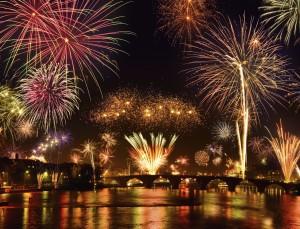 세상에서 가장 아름다운 화학반응, 불꽃놀이