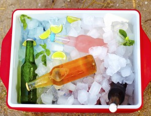 차가운 아이스팩 안에 얼음이 없다?