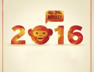 붉은 원숭이가 온다! 2016 병신년 이야기