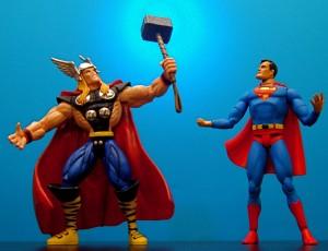 2016 스크린 대전! 마블 vs. DC 유니버스