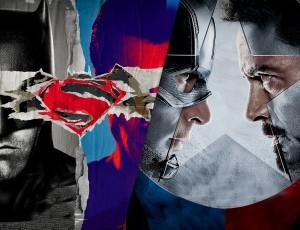 배트맨 대 슈퍼맨 vs. 캡팁 아메리카, 당신의 선택은?