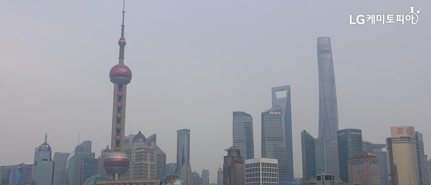 중국의 '멋(景)'