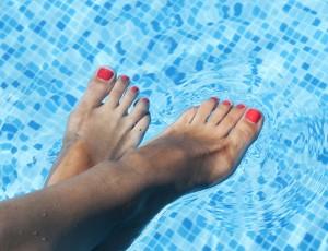 나의 맨발을 건강하게 지키는 법