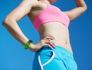 운동중인 건강한 사람 이미지