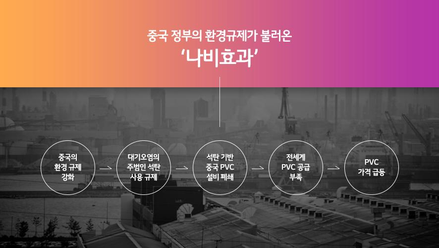 중국 정부의 환경규제가 불러온 '나비효과'