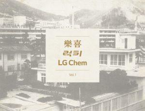 락희 럭키 LG Chem