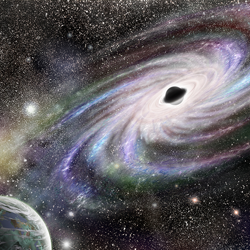 우주에 고속도로가 있다? 게시글 이미지