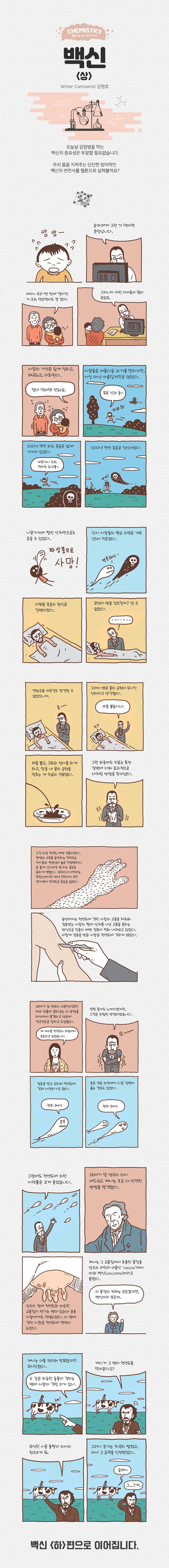 웹툰으로 보는 화학사 상 본문