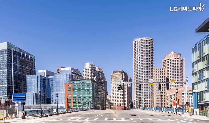 미국 보스턴