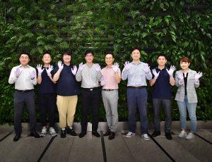 LG화학 니트로 장갑 프로젝트 팀 인터뷰 피쳐드